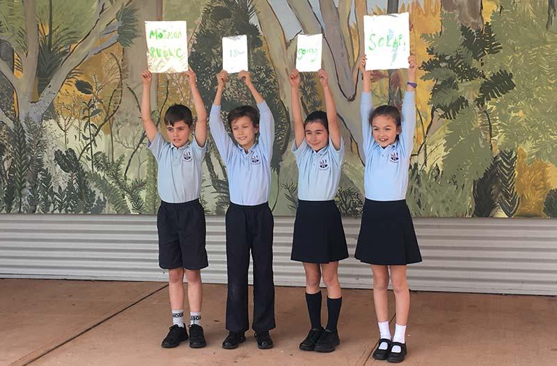 Schools climate action